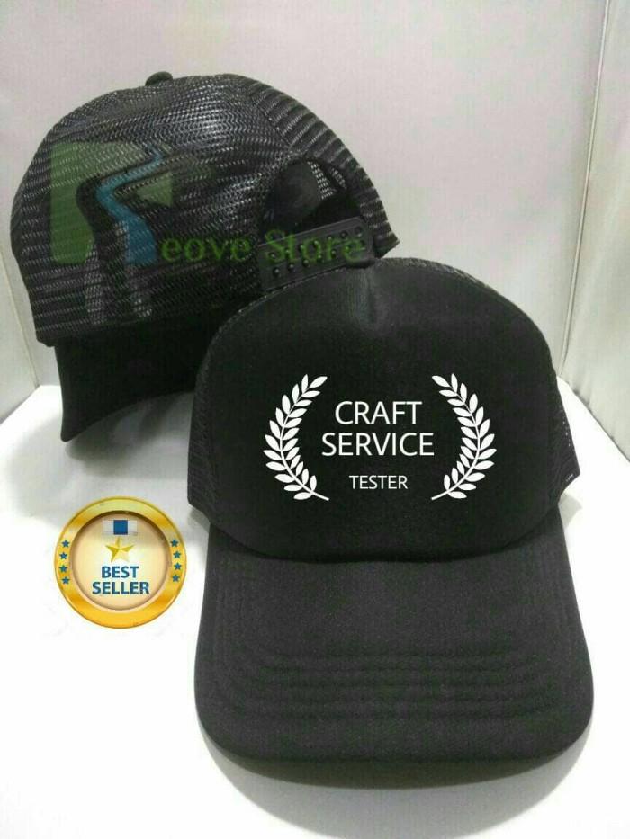 Topi trucker craft service tester baseball snapback - reove store 6bcc04d607