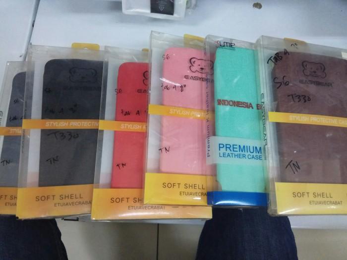 harga Cover sarung buku case casing tablet samsung tab 4 8  t330 Tokopedia.com
