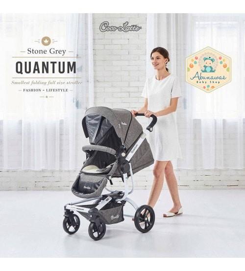 harga Baby stroller kereta dorong bayi cocolatte quantum Tokopedia.com