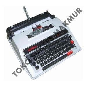 harga Brother m2000tr mesin ketik/tik manual 13  inch Tokopedia.com