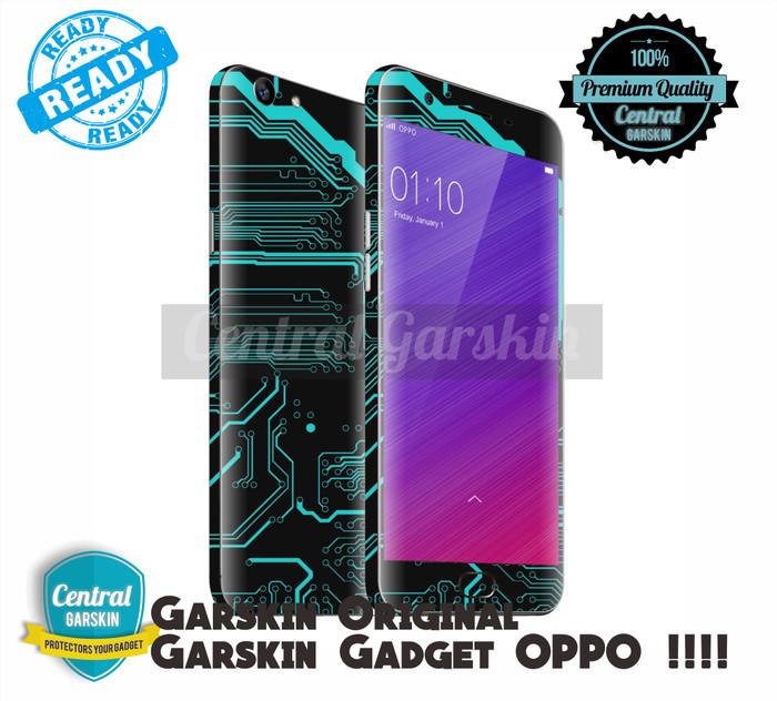 harga Garskin skin oppo f1 f1s f1 plus - listrik Tokopedia.com