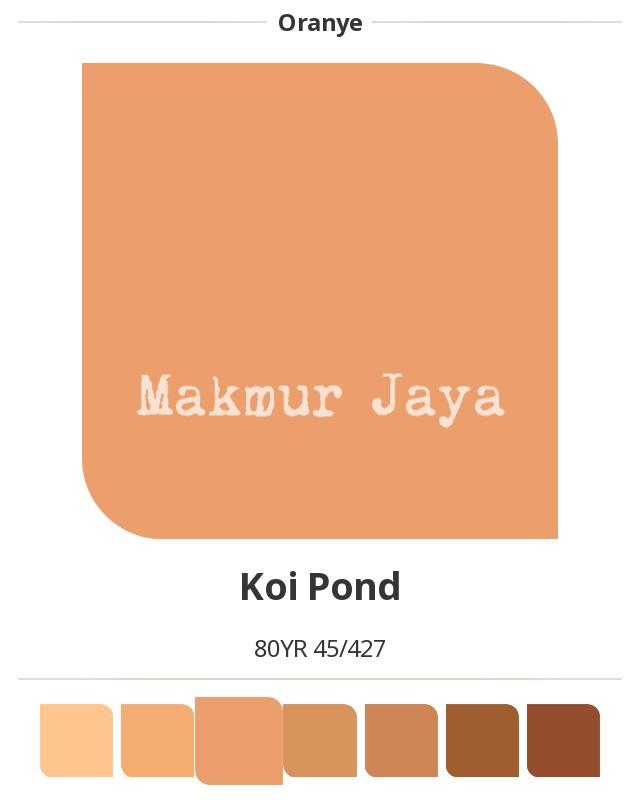 harga Dulux easyclean koi pond cat tembok anti noda easy clean Tokopedia.com