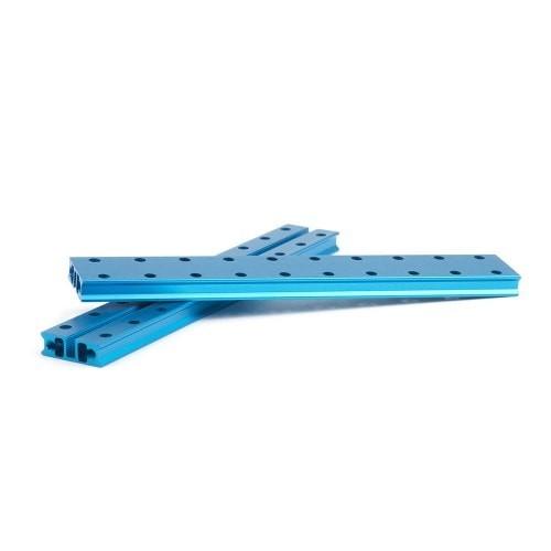Jual Makeblock Slide Beam0824-160-Blue(Pair) Harga Promo Terbaru