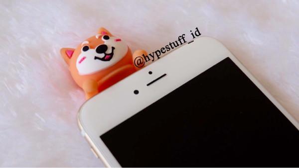 3D Case Squishy Toys Iphone Samsung All Type (K2-Corgi)