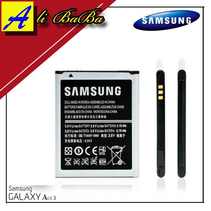 harga Baterai handphone samsung galaxy v  ace 3 s7275 star plus s7276 ace 4 Tokopedia.com