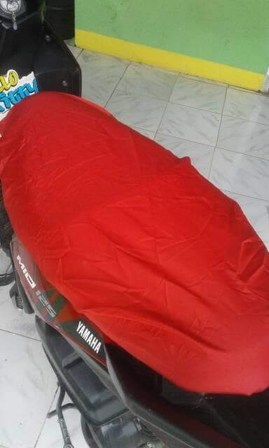 harga Cover jok/sarung jok motor miobeatvarioscoopy/aksesoris motor Tokopedia.com