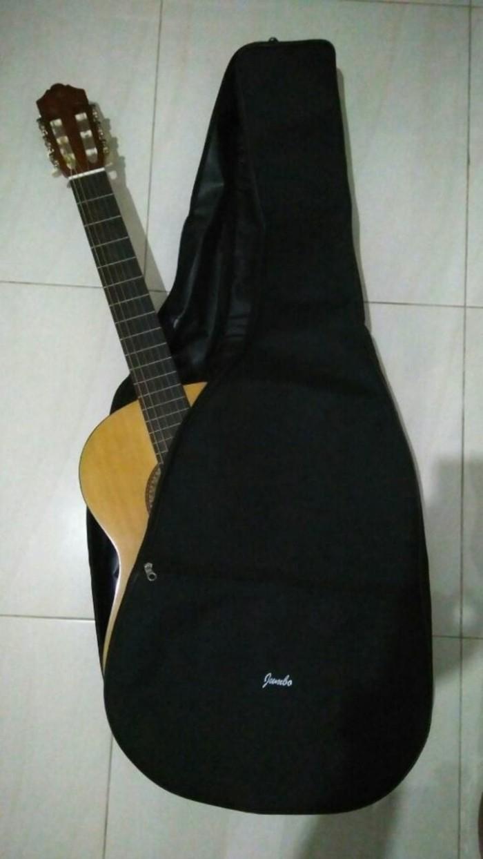 harga Tas gitar akustik gigbag bahan kanvas murah jakarta Tokopedia.com