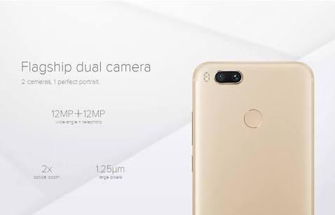 harga Xiaomi  mia1 resmi  tam Tokopedia.com