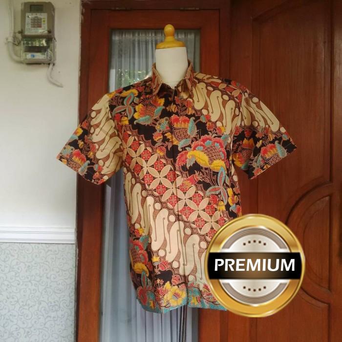 harga Hem batik pria danar hadi premium series ms 028 Tokopedia.com