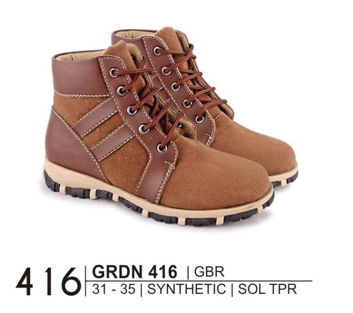 harga Sepatu boots anak laki lakisepatu anak laki laki murah grdn 416 Tokopedia.com