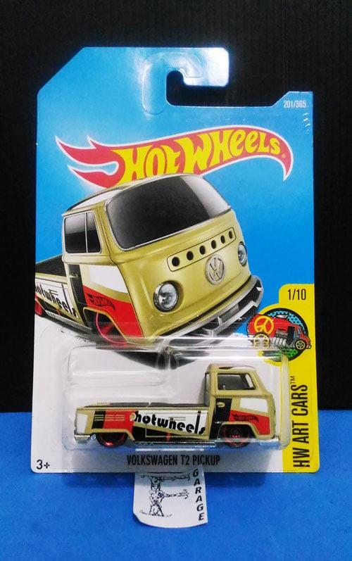 harga Hotwheels hot wheels volkswagen vw t2 pickup pick up kombi combi cream Tokopedia.com