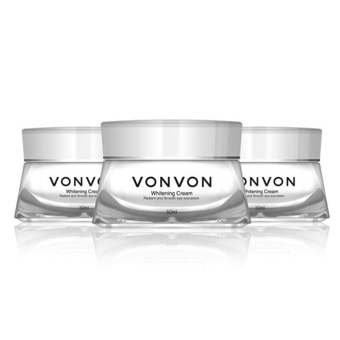 harga Vonvon whitening cream original Tokopedia.com
