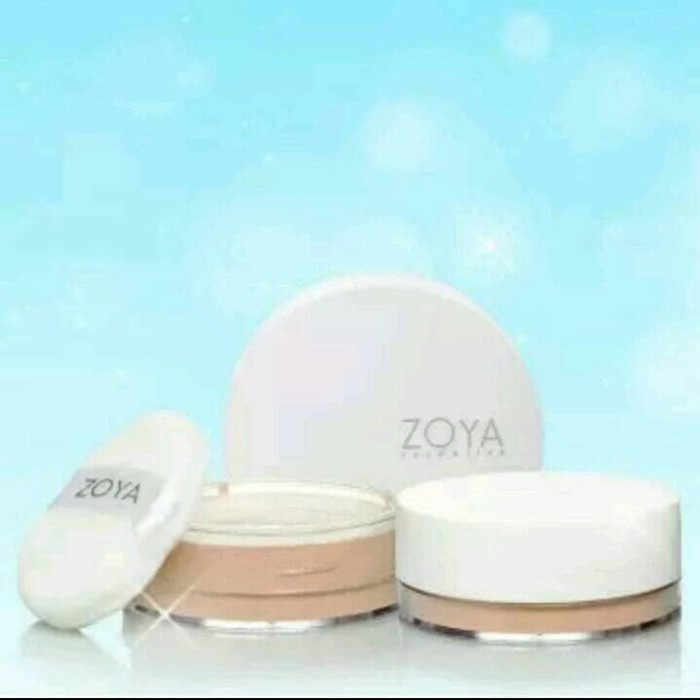 Zoya cosmetics Loose Powder