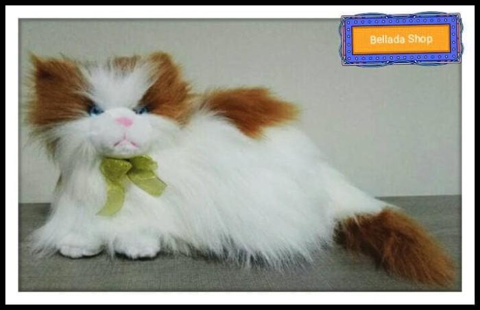 harga Boneka kucing anggora Tokopedia.com