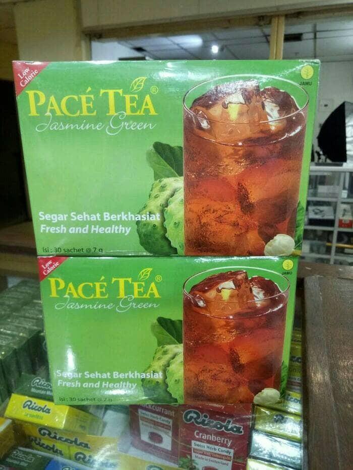 harga Pace tea jasmin isi 30 Tokopedia.com