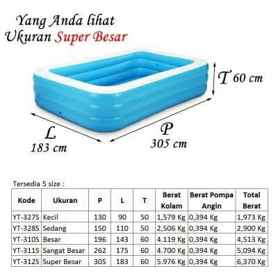 Outdoor Swimming Pool Cover Spa Hot Tub Solar Heating Blanket Protector 183cm