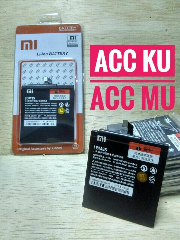 Foto Produk BATERAI BATTERY XIOMI XIAOMI MI4C MI 4C / BM35 / BM-35 HIGH QUALITY - high quality dari ACC KU ACC MU