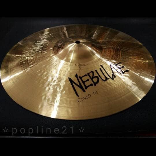harga Cymbal nebulae crash 14 Tokopedia.com