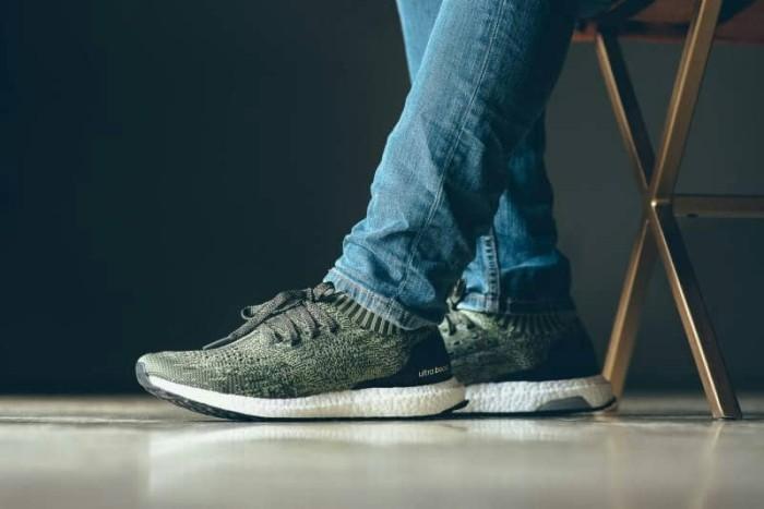 finest selection da104 83ddb Jual sepatu adidas // ultra boost uncaged green - Hijau, 45 - DKI Jakarta -  Brandsneakerss | Tokopedia