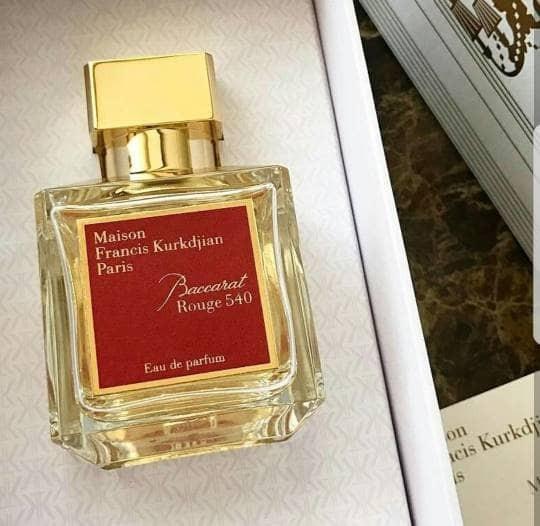 Jual Parfum Original Maison Francis Kurkdijan Baccarat Rouge 540