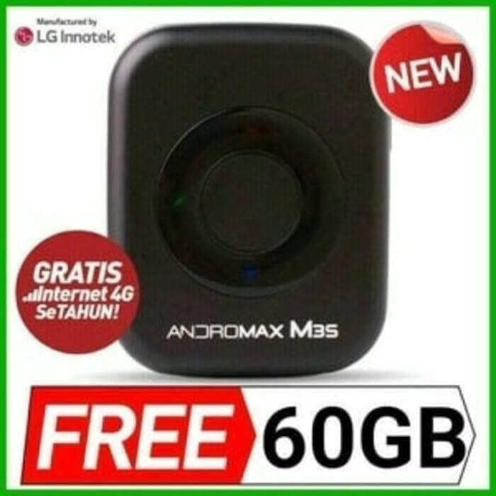 Foto Produk SMARTFREN ANDROMAX M3S FREE KUOTA 60GB SEGEL PABRIK dari PYA CELL