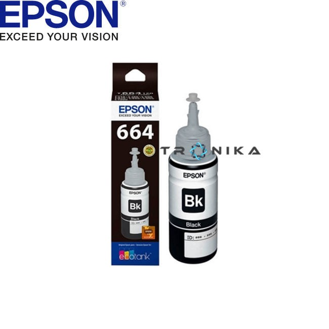 Buy & Sell Cheapest VENETA SYSTEM RECYCLE Best Quality Product Deals Source · ORIGINAL INK EPSON 664 TINTA PRINTER BLACK