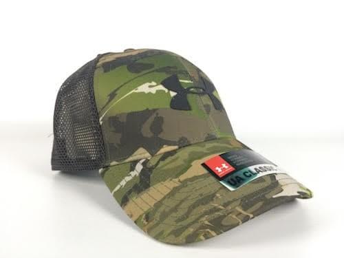 b23c86e575eff Jual Under Armour Camo Mesh 2.0 Cap - mountain outdoor