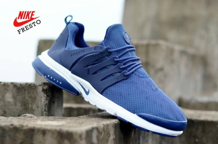 Terlaris sepatu pria olahraga running sneakers nike presto import