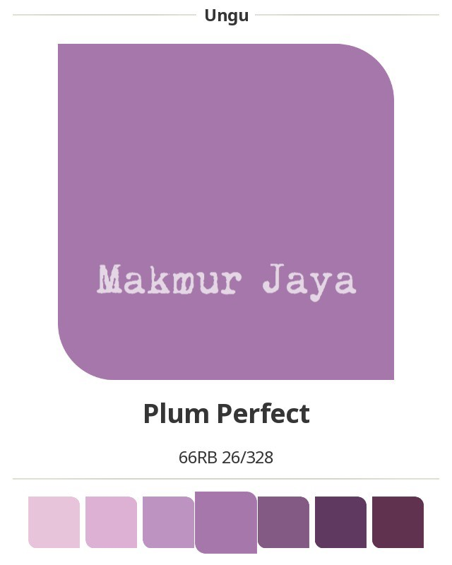 harga Dulux easyclean plum perfect cat tembok anti noda easy clean pentalite Tokopedia.com