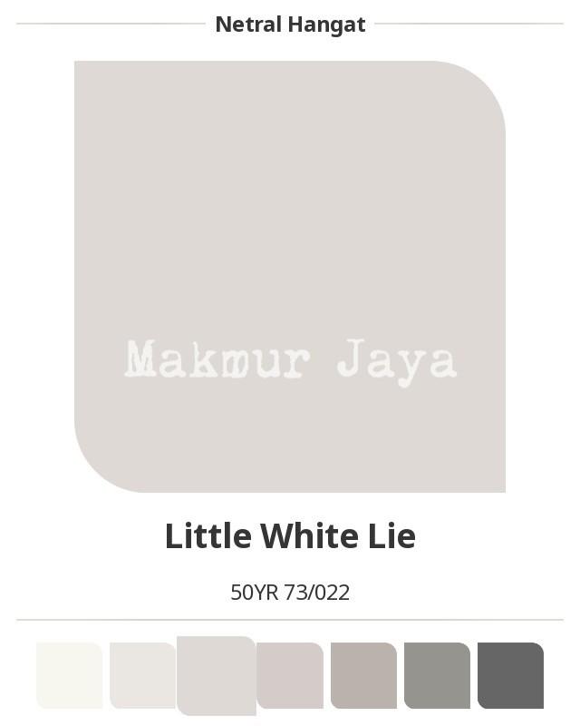 harga Dulux easyclean little white lie cat tembok anti noda easy clean Tokopedia.com