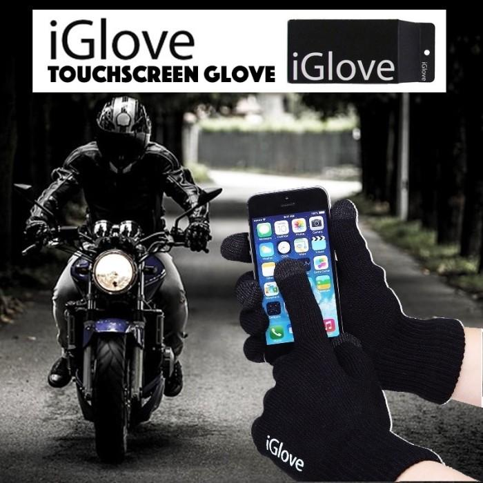 Foto Produk Sarung Tangan iGlove Touchscreen For Smartphone & Tablet Murah dari plugandpay