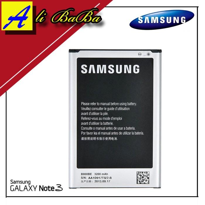 harga Baterai handphone samsung galaxy note 3 n9000 batre hp battery samsung Tokopedia.com