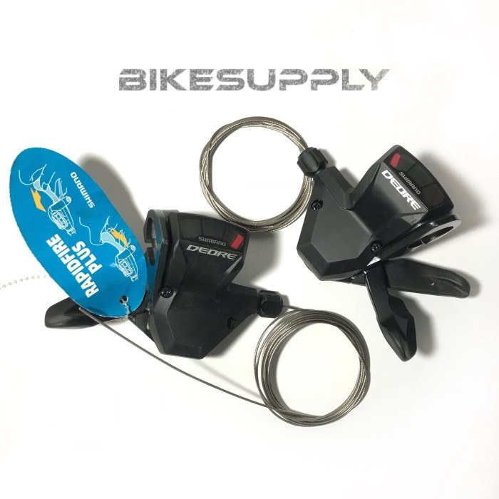 harga Shifter shimano deore 9 speed m590 japan Tokopedia.com