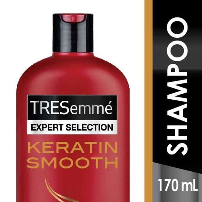 harga Tresemme shampoo keratin smooth 170ml Tokopedia.com