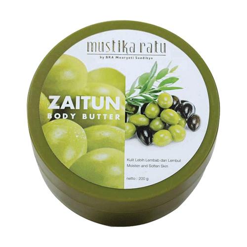 harga Mustika ratu zaitun body butter / pelembab badan / skc02334 Tokopedia.com