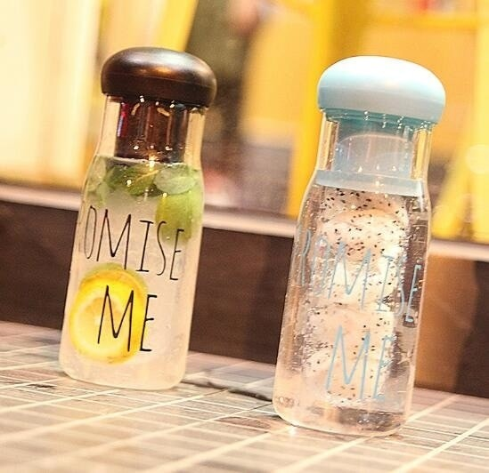 ... Tulisan Miring 750ml Pink Source · Infused Water Bottle. Source · Botol minum Promise Me - New My Bottle for Infused water B-01