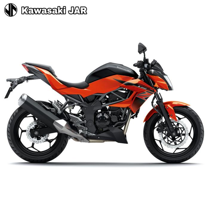 harga Kawasaki z 250sl - orange Tokopedia.com