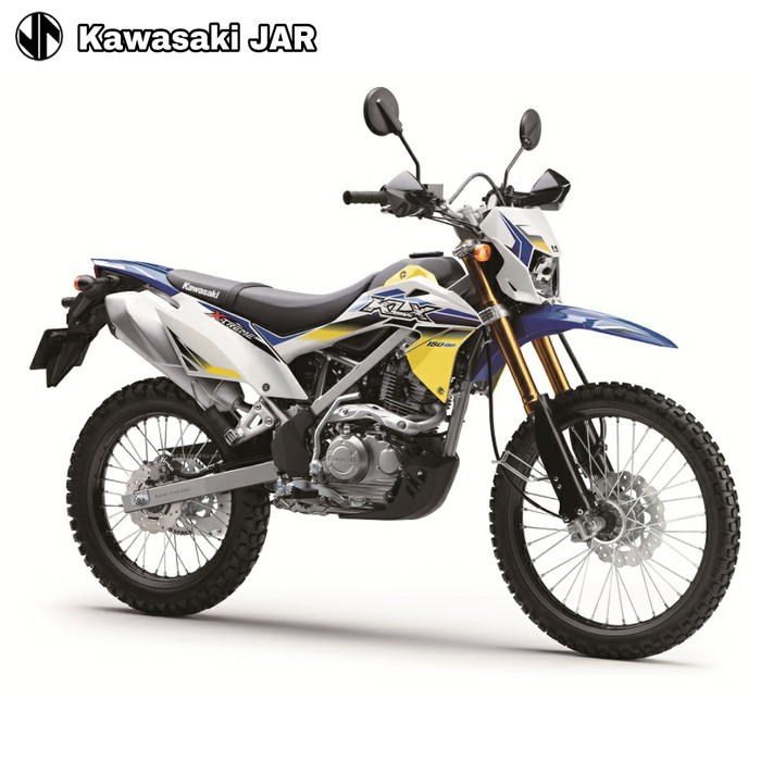 harga Kawasaki klx 150 bf xtreme - blue Tokopedia.com