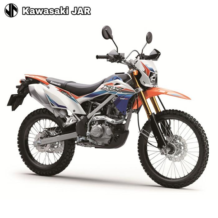 harga Kawasaki klx 150 bf xtreme - orange Tokopedia.com