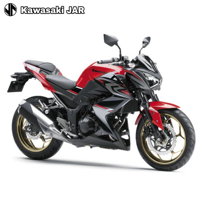 harga Kawasaki z 250 abs - red Tokopedia.com