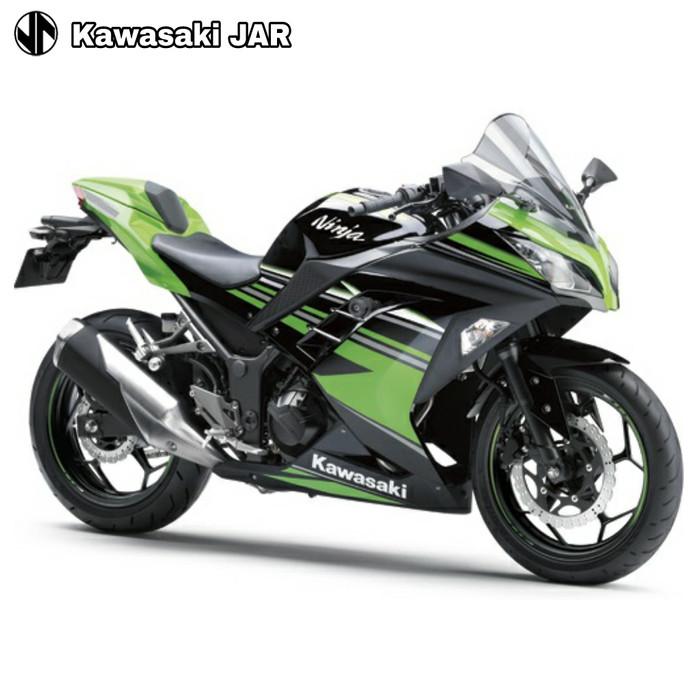 harga Kawasaki ninja 250 ltd - green Tokopedia.com