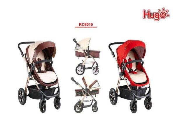 Jual Stroller Hugo RC-8030 NEW - ORI - Rain Baby Shop