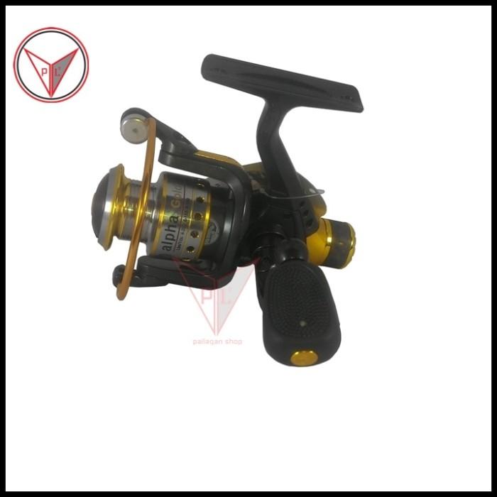 Jual Reel Golden Fish Alpha Gold - pallagan shop  ec8bc4fd83