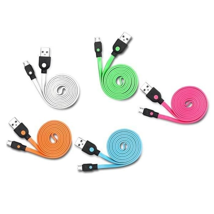 HIPPO Caby Micro USB Kabel Data Warna Warni Samsung,Xiaomi,Oppo,Asus