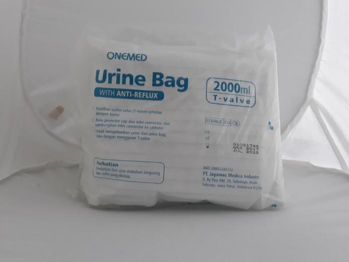 Foto Produk Urine bag onemed 10pcs/pak dari onemediquip