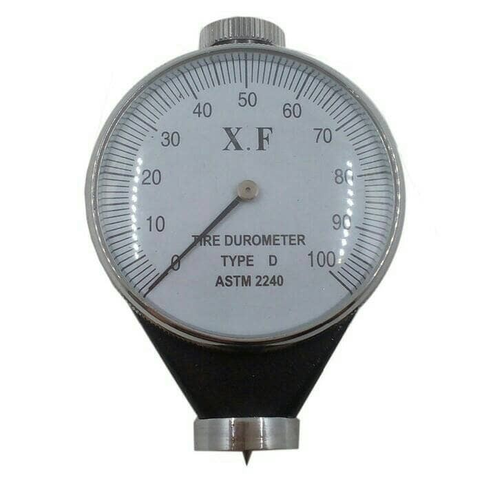 Foto Produk Durometer Hardness Shore type D.. Alat ukur Kekerasan karet.p dari Toko JayaSukses