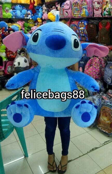 Jual Boneka Lilo Stitch Super Besar Jakarta Utara Felicebags88 Tokopedia