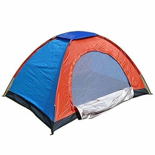 harga Tenda camping dome kapasitas 2-3 orang loreng dan warna murah Tokopedia.com