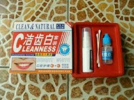 Jual pemutih gigi penghancur karang gigi CLEAN NATURAL - Toko Sepatu ... 2953232575