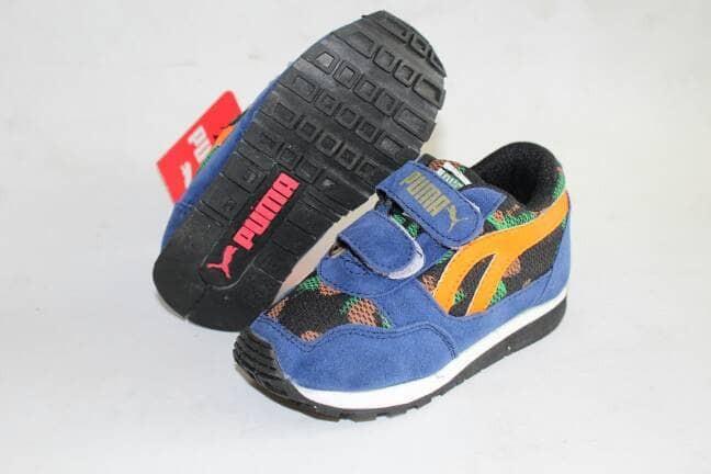 harga Sepatu anak sepatu puma anak size 23-27 #pabo Tokopedia.com